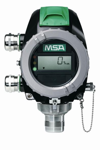 梅思安PrimaXP固定式气体探测器可燃气体检测仪过程