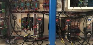 永宏 PLC 应用于 全自动裁线剥皮双头端子压着机