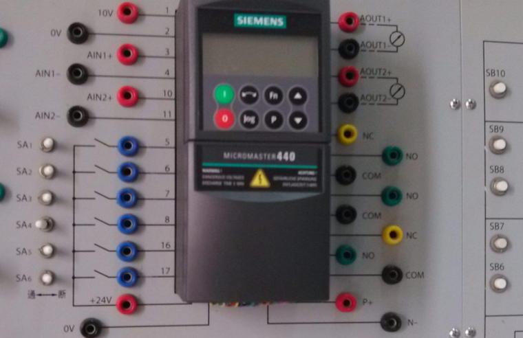 西门子变频器智能远程操控模块的应用