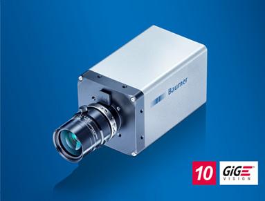 堡盟新款LX系列万兆网接口相机搭载Sony Pregius传感器