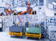 AGV智能搬运机器人的优点介绍