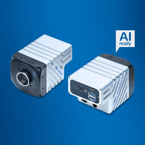 堡盟 面向AI应用的AX智能相机集成NVIDIA Jetson模块