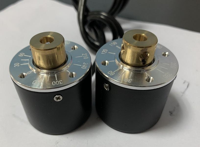 满志 0-360度角度位移传感器 无触点角度传感器