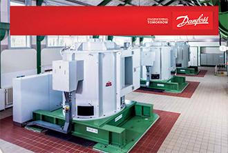 丹佛斯变频器在荷兰Zuiderzeeland水务局的应用