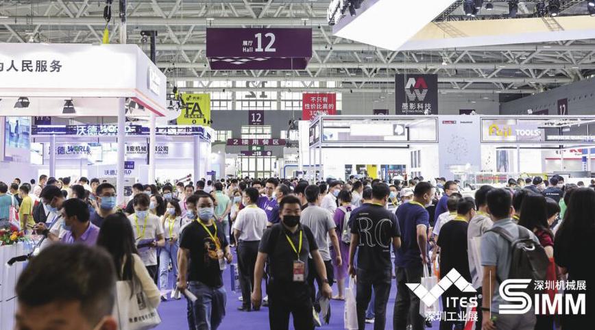 专注制造业智能化升级,ITES深圳工业展2022年再启航