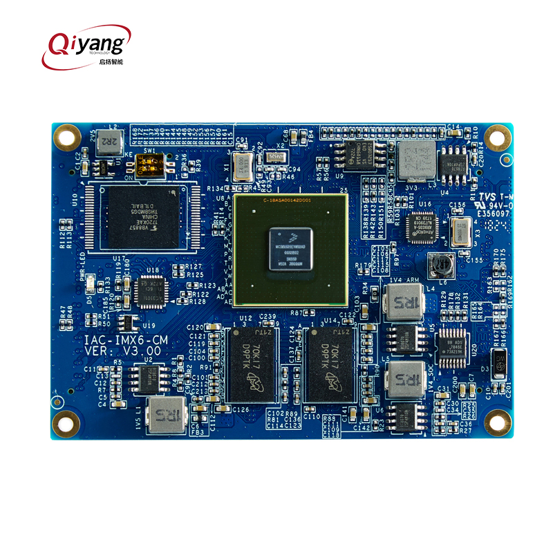 启扬i.MX6 单双四核Cortex-A9处理器高性能核心板