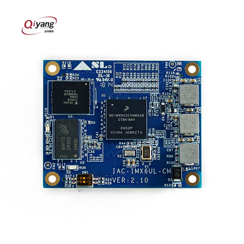 杭州启扬i.MX6UL核心板高性价比Cortex-A7处理器物联网工业网关 手持终端 HMI应用