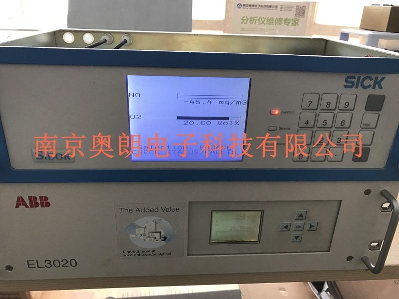 西克SIDOR烟气分析仪维修
