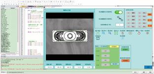 VPLC516E 视觉运动控制一体机 之在线式视觉随动同步点胶应用