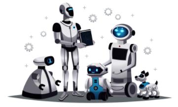 机器人还能这么分类?智能机器人分类介绍!