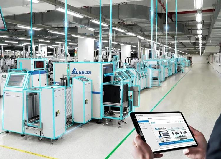 """""""工业机器人+联网工作站"""" 集成智造完整方案"""