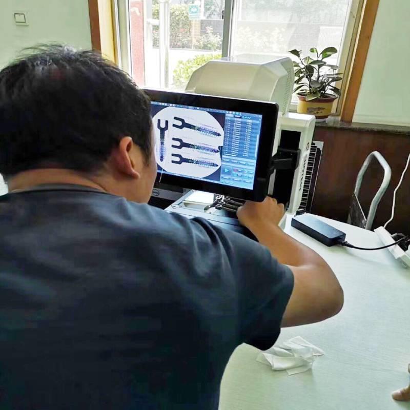中图VX3000一键式影像测试仪