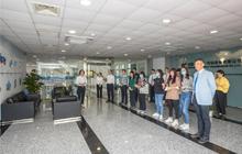 【诺德】江苏省生态环境厅宣教中心朱玫一行莅临指导
