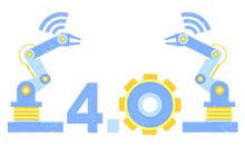 工业4.0的三大主题和核心特征详解